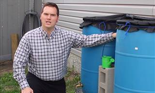 Make Your Own Rain Barrels