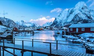 Discover The Lofoten Archipelago