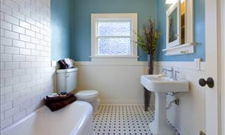 Is Your Bathroom as Clean as It Could Be? Probably Not!