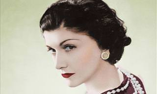 Coco Chanel Might Have Worked for the Nazis...