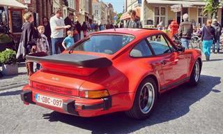 Joke: The Cheap Porsche