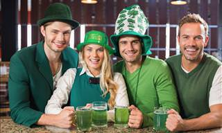 Just Wanted to Wish You A Great St. Patrick's Day