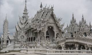 Welcome to Wat Rong Khun