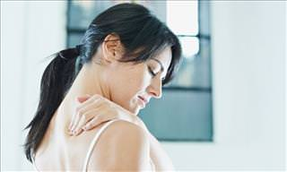 5 Simple Exercises That'll Help Banish Neck Pain