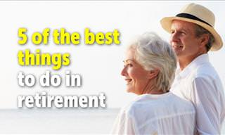 5 Best Things to Do During Retirement