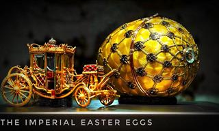 What's Inside the Famous Faberge Eggs?
