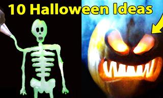 10 Awesome Halloween Ideas You Just Can't Ignore