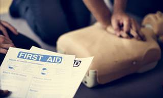 8 Mistakes You're Making with First Aid