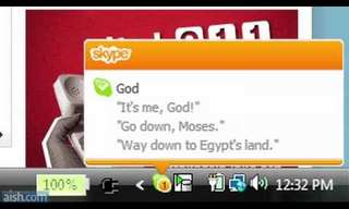 What If Moses Had Facebook - Hilarious!