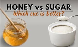Is Honey Always Better to Use Than Sugar?