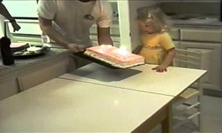 Hilarious Birthday Bloopers