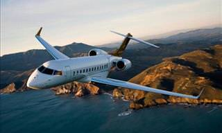 What a $73 Million Private Jet Looks Like