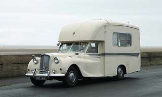 Campervans Combine Vintage Style with Practicality