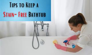 How to Deep Clean Your Bathtub Quickly and Safely