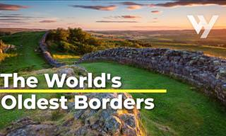 History's 5 Oldest Recorded International Borders