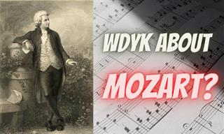 What Do You Know About Mozart?
