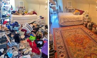 These Before & After Photos Prove - Cleaning Is ALWAYS Worth It!