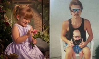 Your Awkward Family Photos Are Nothing Next to These Gems