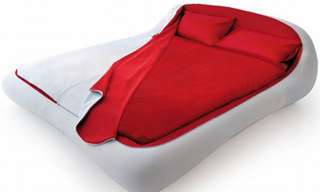 The Zipper Bed - Genius New Design for a Bed!