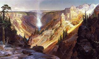 These Scenic Paintings of the Days of Yore Are So Soothing