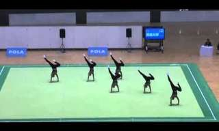 Synchronized Perfection - Incredible Performance!
