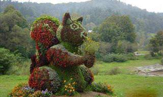 Gorgeous Chinese Topiary Gardens!