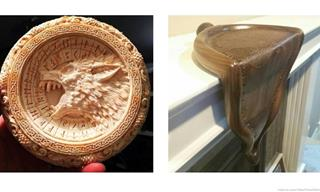 These Wooden Masterpieces Have Been So Deftly Crafted!