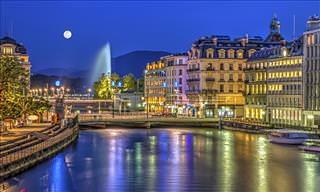 The Top 10 Tourist Attractions to Visit in Geneva