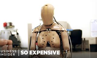 Crash Test Dummies Are More Sophisticated Than You Think