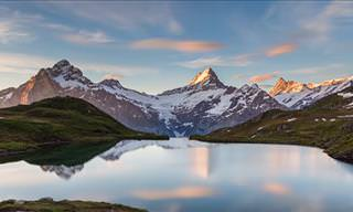 Mesmerizing Timelapse Footage of the Swiss Alps