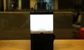 Teen Siblings Invent Brilliant Low Cost Lamps