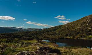 Experience Britain's Lake District in 4K