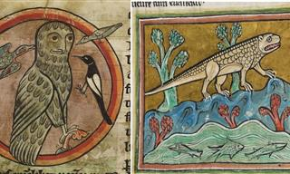 14 Medieval Painters' Attempts at Animals They Never Saw