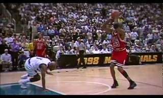 Basketball Legend: Top 50 Michael Jordan Moments!