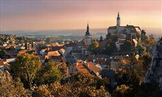 Towns of the Czech Republic