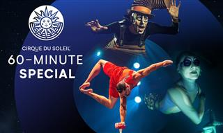 A Full Performance of Cirque du Soleil