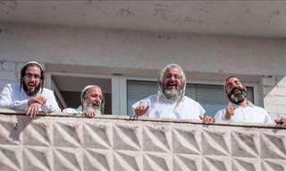 Joke: The Jewish Sons Are Converting