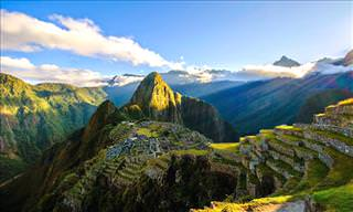 A Video Guide of Beautiful South America