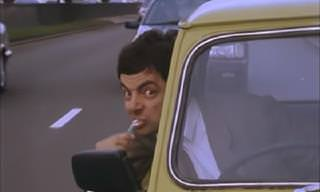 Mr. Bean's Crazy Driving