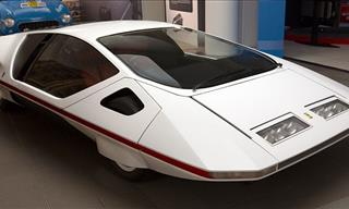 10 of the Strangest-Looking Cars Ever Designed