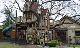 The Most Amazing Kid House in the World?