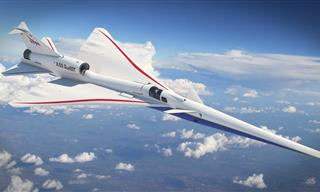 Is a Silent Supersonic Plane Possible? NASA Says YES!