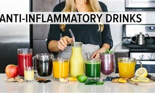 8 Enjoyable and Healthy Anti-Inflammatory Drinks