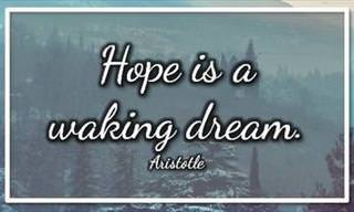 Inspiring Words about Hope