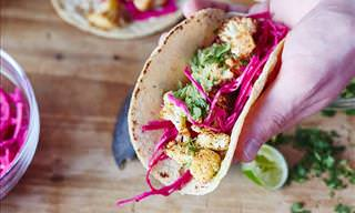 How to Make Exquisite Cauliflower Tacos