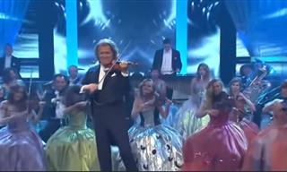 André Rieu Joins With ABBA to Create Musical Magic!
