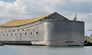 Johan Huibers' Life-sized Noah's Ark Replica