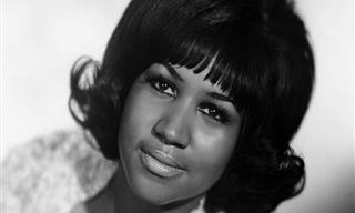 16 of Aretha Franklin's GREATEST Songs