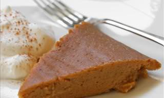 How to Make a Crustless Crockpot Pumpkin Pie