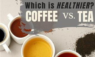 Tea vs. Coffee: Which One's Better For Your Health?